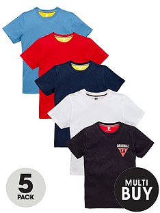 v-by-very-boys-t-shirts-5-pack