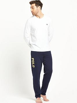 Polo Ralph Lauren Long Sleeve Lounge Tee