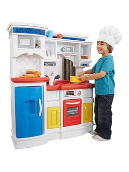 Little Tikes Gourmet Prep N Serve Kitchen