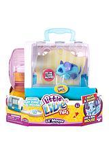Little Live Pets Mouse House Blue