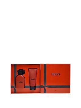 Hugo Boss Red Edt 75Ml &Amp Shower Gel 100Ml Gift Set
