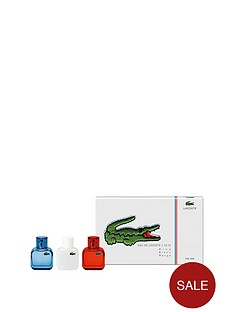 lacoste-eau-de-lacoste-3-x-30ml-edt-red-white-and-black-gift-set