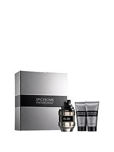 viktor-rolf-spicebomb-50ml-edt-50ml-aftershave-balm-50ml-shower-gel-gift-set