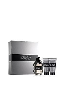 viktor-rolf-spicebomb-50ml-edt-50ml-aftershave-balm-50ml-shower-gel-gift-set