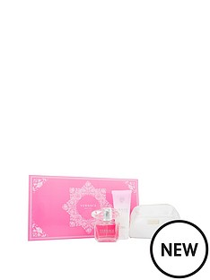 versace-bright-crystal-edtampnbsp90mlampnbspampamp-body-lotion-100mlampnbspgift-set
