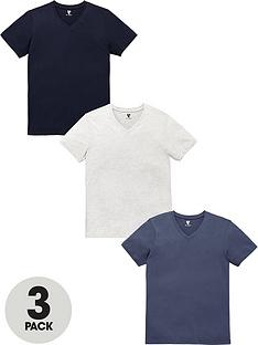 v-by-very-v-necknbspt-shirt-ndash-3-pack