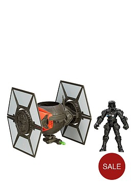 star-wars-hero-mashers-episode-vii-tie-fighter-and-tie-fighter-pilot
