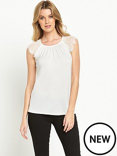 south-jersey-eyelash-lace-sleeve-topnbsp