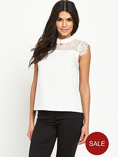 v-by-very-lace-collar-detail-top