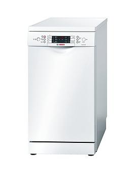 Bosch Sps59T02Gb 10Place Dishwasher  White
