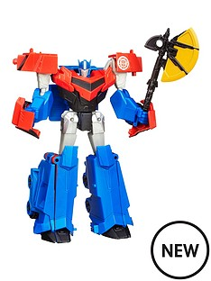 transformers-transformers-robots-in-disguise-warriors-class-optimus-prime-figure