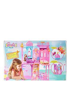 barbie-castle-playset