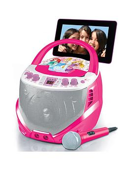 Disney Princess Cd&AmpG Karaoke Player