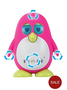lexibook-learning-robot-pink