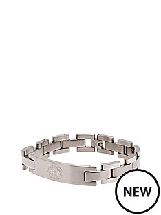 premier-league-football-stainless-steel-crest-bracelet-with-choice-of-teams