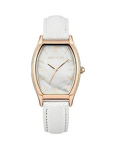 karen-millen-karen-millen-white-mother-of-pearl-dial-white-leather-strap-ladies-watch