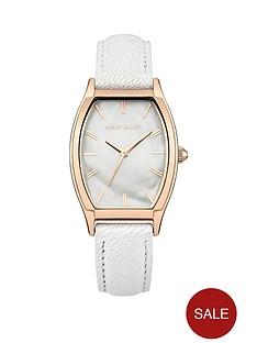 karen-millen-karen-millen-white-mother-of-pearl-dial-white-leather-strap-ladies-watch