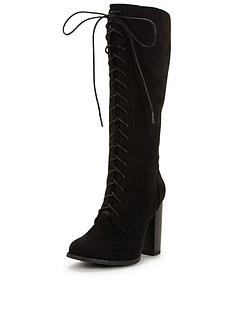 shoe-box-bloomfield-lace-up-knee-boots