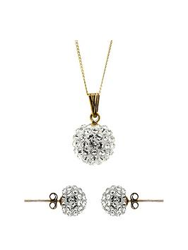 evoke-9ct-yellow-gold-crystal-ball-pendant-and