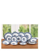 COUNTRY BLUE DINNER SET