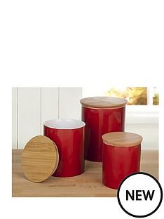 storage-jars-3-pc-red