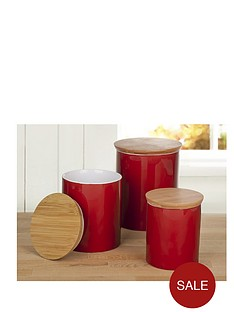 storage-jars-3-pc-red
