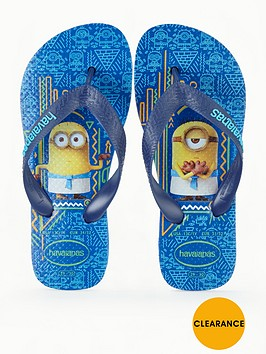 havaianas-kids-minionsnbspflip-flops