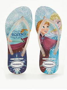 havaianas-girls-frozen-flip-flops