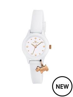 radley-radley-watch-it-white-dial-with-dog-charm-white-silicone-strap-ladies-watch