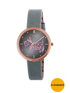 radley-radley-rosemary-gardens-thunder-blue-dial-with-blue-leather-strap-ladies-watch