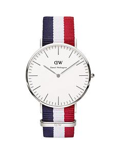 daniel-wellington-daniel-wellington-white-dial-silver-case-with-navywhitered-nato-strap-mens-watch