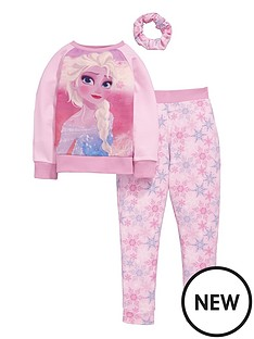 disney-frozen-girls-frozen-girls-fashion-loungewearnbspsetnbsp