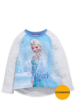 disney-frozen-girls-elsa-long-sleeve-top