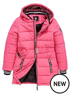 v-by-very-girls-longline-sport-ribbed-padded-coat