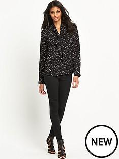 glamorous-pussybow-blouse
