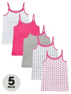 v-by-very-girls-hashtag-vests-5-pack