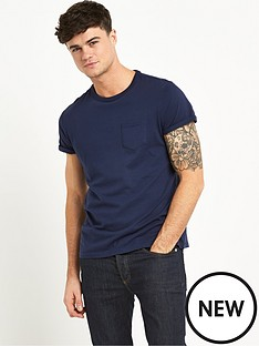 river-island-pocket-roll-sleeve-mens-t-shirt