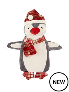kids-hot-water-bottle-and-novelty-penguin-cosy-set