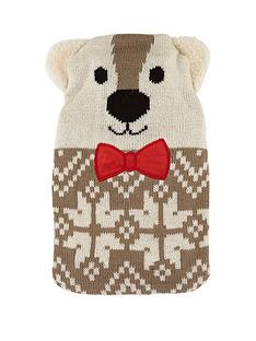 hot-water-bottle-and-polar-bear-shaped-cosy-set
