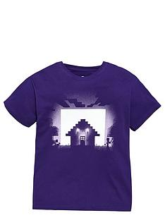 minecraft-minecraft-girls-survival-tee