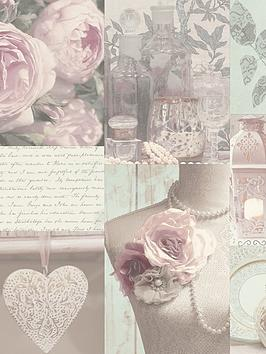 arthouse-charlotte-blush-wallpaper