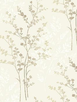 arthouse-fern-motif-natural-wallpaper