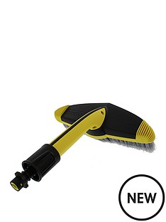 karcher-soft-pressure-washer-washing-brush