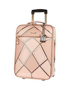 river-island-pink-patch-deco-suitcase