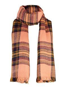 vero-moda-check-scarf
