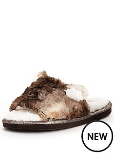river-island-river-island-novelty-rabbit-open-toe-mule