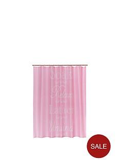 catherine-lansfield-catherine-lansfield-soak-shower-curtain-pink