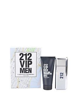 carolina-herrera-212-vip-men-100ml-edt-100ml-shower-gel-gift-set
