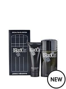 paco-rabanne-black-xs-100ml-spray-and-100ml-shower-gel-gift-set