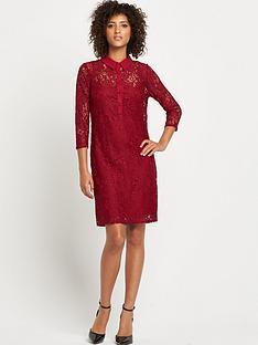 wallis-lace-shirt-dress